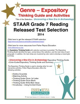 STAAR Release Analysis & Activities: Uncovering a New Era