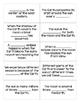 STAAR Science Vocabulary Bingo: Earth, Moon, & Sun System TEKS