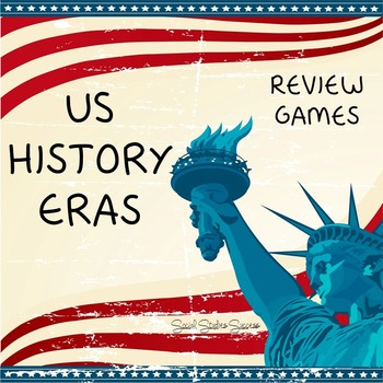US History Review Games for STAAR