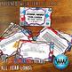 STAAR WARS 3rd Grade Reading Task Cards ~ SET 5 ~ QR Code Version