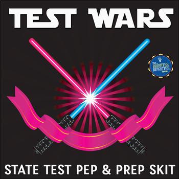State Test Taking Motivation Skit