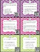 STAAR Writing Test Prep Task Cards with QR Codes