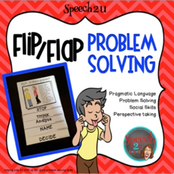 Flip Flap Problem Solving: Predicting, Identifying problem