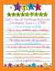 Star Student Clip Art & Printables