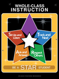 STAR Student Whole-Class Instructional Poster (Giclee Print)