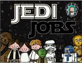 STAR WARS Classroom JOB CHART