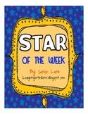 STAR of the Week K-2