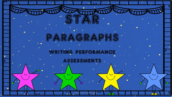 STAR paragraphs and SUPER Hero Sentences BUNDLE!!!