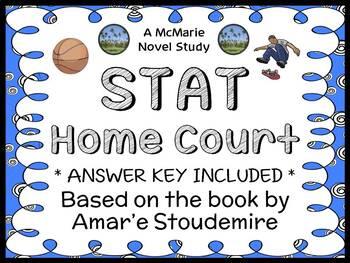 STAT Home Court (Amar'e Stoudemire) Novel Study / Reading