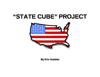 """""""STATE CUBE"""" PROJECT"""