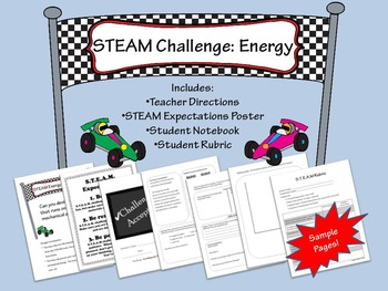 STEAM Challenge: Energy