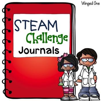 STEAM Challenge Journals
