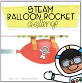 STEAM Rocket Balloon Challenge