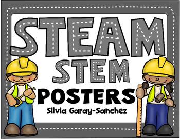 STEAM/STEM Posters