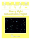 STEAM:  Starry Night Collaborative Project