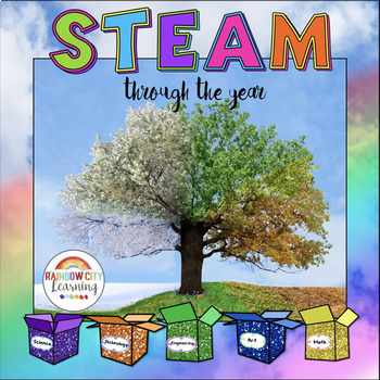 STEAM Through the Year Growing Bundle