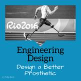 STEM 3D Design + Printing: Design a Better Prosthetic