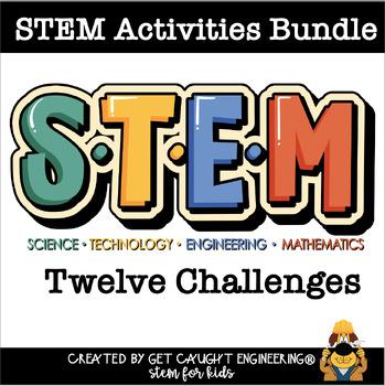 STEM-A-THON : STEM Engineering Challenges!