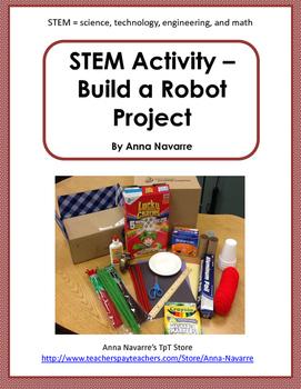 STEM Activity - Build a Robot
