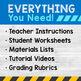 STEM Activity Challenges 16 Pack 3rd - 5th Grade (PDF version)
