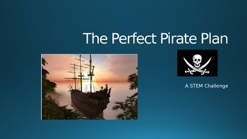 STEAM Activity - Pirates -Matter and Nature of Science