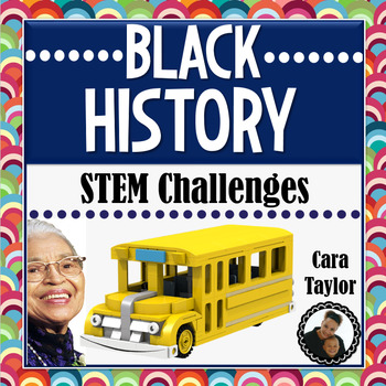 STEM Black History Challenges