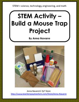 STEM - Build a Mouse Trap