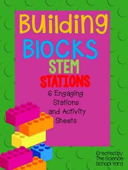 STEM Building Blocks Stations