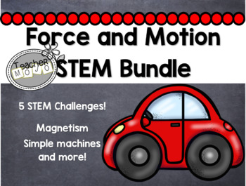 STEM Challenge Bundle #1