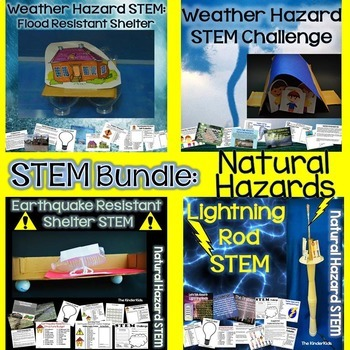 STEM Weather Hazard Bundle