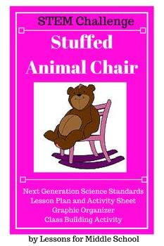 STEM CHALLENGE- Stuffed Animal Chair