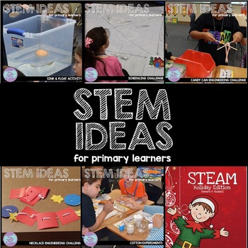 STEM CHALLENGES: Holiday Edition