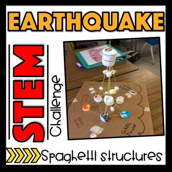 STEM Challenge - Spaghetti Structures