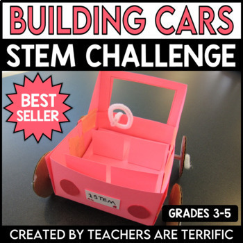 STEM Activity Challenge: Build a Car!