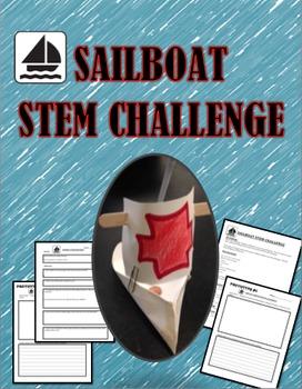 STEM Challenge! Build a Sailboat