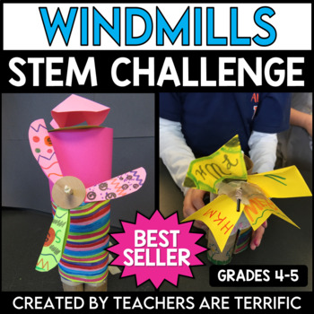 STEM Activity Challenge Build a Windmill