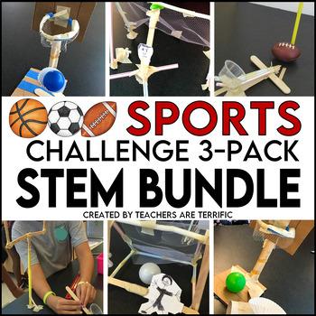 STEM Challenge Bundle Sports Series