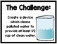STEM Challenge:  Clean the Water (Printables)