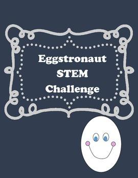 Spring Activities- STEM Challenge- Eggstronaut Orbiter