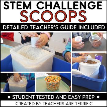STEM Activity Challenge: Exploring Volume with Scoops