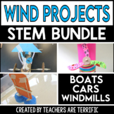 STEM Activities Challenge March Bundle with Wind Power