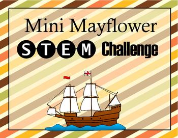 STEM Challenge:  Mini Mayflower (Boat Building)
