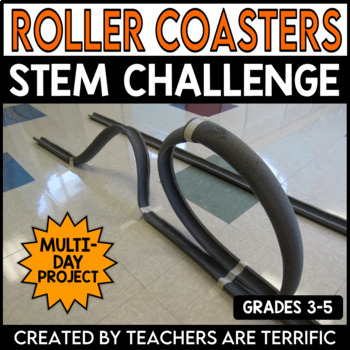 STEM Activity Challenge: Roller Coasters!