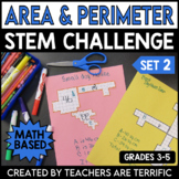 STEM Activity Challenge: Using Perimeter and Area