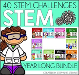 STEM Challenges (YEAR LONG BUNDLE)