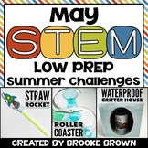 STEM Challenges for May