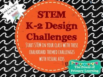 STEM Design Challenges K-2