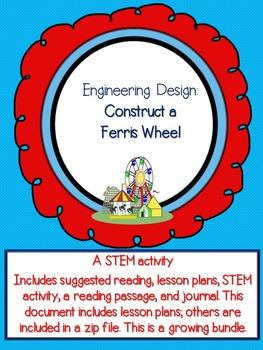 STEM Design a Ferris Wheel Engineering Challenge