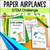STEM Engineering Challenge- Alien Airlines- the Science of Flight