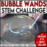 STEM Engineering Challenge: Bubble Making